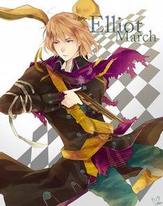 Elliot, Heart No Kuni No Alice