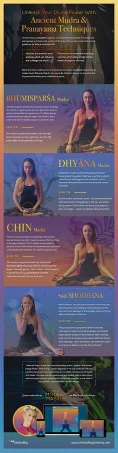 Meditation poses explained