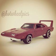 '69 Dodge Charger Daytona - 2015 Hot Wheels - Fast & Furious #hotwheels | #diecast | #toys | #Dodge | #furious7 | #hwp2015ff