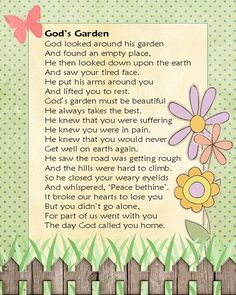 Image result for poem gods garden
