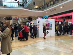 @NescafeUK_IRE @DolceGustoUK keeping the #shoppers of #Birmingham #Bullring refreshed