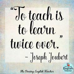The Daring English Teacher: Inspirational Teacher Quotes 2 | Blog ...
