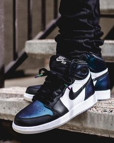 "Air Jordan 1 Retro High All Star ""Gotta Shine"" / ""Chameleon"""