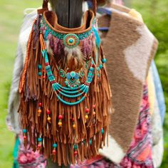 Boho inspired bags and accessories made by hand in heart of Europe Fall Handbags, Kate Spade Handbags, Black Handbags, Leather Belt Bag, Leather Fringe, Hippie Purse, Hippie Boho, Gypsy Women, Diy Bags Purses