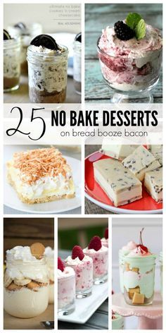 I love desserts of all shapes, types & flavors, but during the summer it…