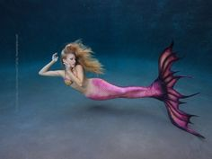 "I am completely and totally obsessed. I am ordering one asap....need to start a ""tail fund""! Silicone Mermaid Tail"