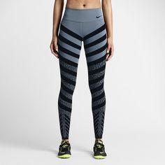 Nike Legendary Mezzo Zebra Tight Women's Training Pants. Nike Store