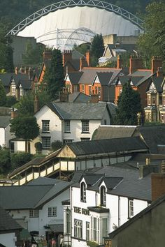 Llangollen - home of the International Eisteddfod