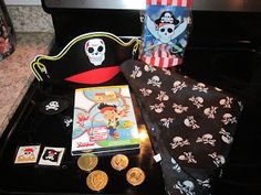 """Mommy's """"Free""""Time: Celebrating Talk like a Pirate Day with Jake and the Neverland Pirates!"""