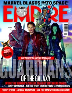 The Guardians Of The Galaxy Empire cover is here! On sale Thursday, get yours while they last.