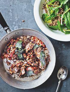 S.Pellegrino reveal Italian Supper Club recipes by Theo Randall