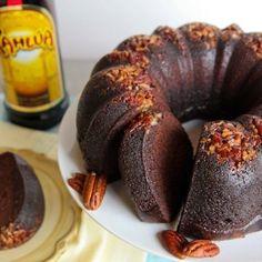 Kahlua bunt cake...this might replace the khalua fudge