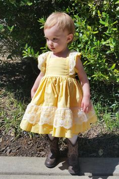 Easter Dress Nova by CKC