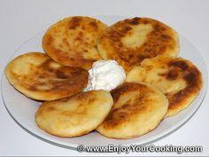 Fresh Cheese Pancakes Recipe