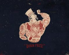 Born Free by Jon Contino