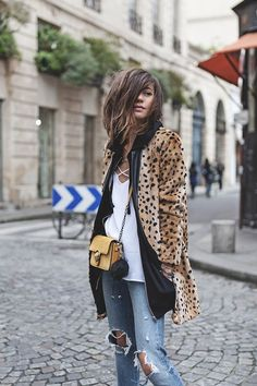 want a leopard coat