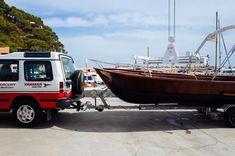 Nice tow #boats #yanmar #mercury #harbour #port #sea #mediterranean #llafranc #españa #dayboat #harbourphotography