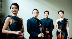 Music Department Names Parker Quartet as its First Artists-in-Residence - Newsroom