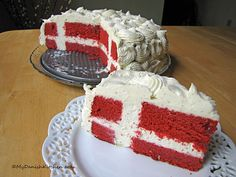 Dannebrog is the name of the Danish flag and it is the oldest flag in the world. According to legend, the flag had fallen from the sky during the Battle of Lyndanisse in 1219 and the flag was first…