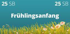 #Frühlingsanfang #Sammelkarten im März 2017. Nutze die Swagbucks Suche & verdiene 25 SB!