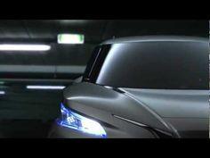 wow.... The Nissan TeRRA SUV Concept - Zero emissions Zero limits