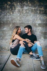 Logan & austen - downtown raleigh couple session c o u p l e