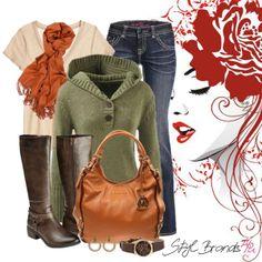 Víkend je tu ... :) Tak to chce pohodlný outfit ... :)  #fashion #brands4u
