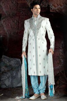 #Sherwani #Wedding #Indian #Celebration #Wear #Special #Ethnic #men #fashion