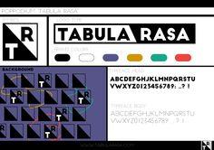 Brandboard Tabula Rasa - Thuur Kurvers