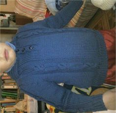 1) jersey azul de Alex