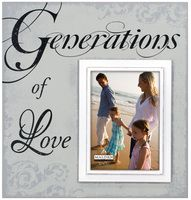 """Frame 12x13 (picture 5x7) """"Generations of Love"""" www.lambertpaint.com"""