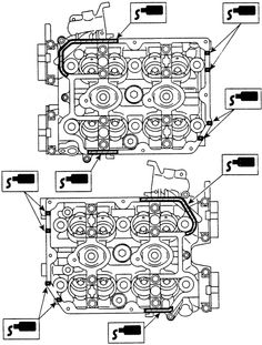 Subaru Turbocharger: The unit is water-cooled and