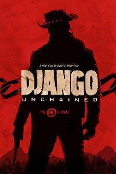 Django Unchained - by Quentin Tarantino - USA 2012 Django Unchained, Quentin Tarantino, Tarantino Films, Film Movie, Django Desencadenado, D Jango, Image Deco, Fan Poster, Bon Film