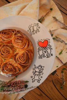 Torta di rose con Vegnutella
