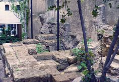 A small part of the once massive building that was Philons Arsenal or Skevotheke of Philonas. Athens, The Locals, Arsenal, Greece, Walking, City, Building, Travel, Greece Country