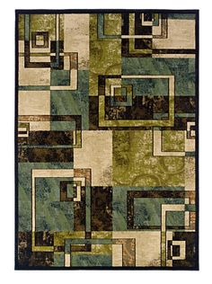 www.myhabit.com  Add rich color and depth to any modern space with this patchwork design