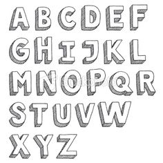 how to draw serif letters google search block letter fonts alphabet capital letters