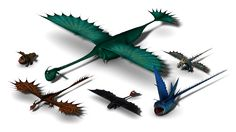 scauldron dragon toy   If you are from DreamWorks and want these models taken down, please ...