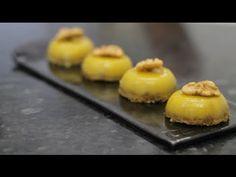 Quindim de Nozes - Chef Diego Lozano - YouTube