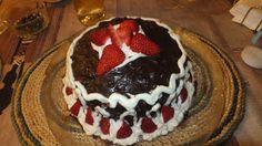 Receitas da Piglet: Receita de Bolo de Chocolate