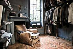 closet for a gent.