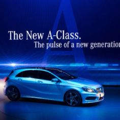 The new Mercedes A-Class New Mercedes A Class, Mercedes Benz, Winter Wardrobe, Autumn, Cars, First Grade, Capsule Wardrobe Winter, Fall Season, Autos