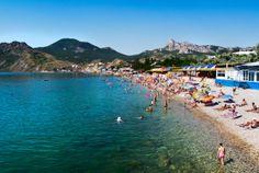 Koktebel, Crimea