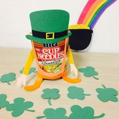 May the Luck of the Irish bring you delicious things to NOM.