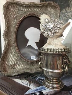 Handmade pieces by @littleleslieboo can be found throughout the Agoura Antique Mart! #jewels #silverplate #beauty #art
