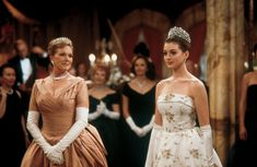 Love both their jewelry (The Princess Diaries - 1st one)