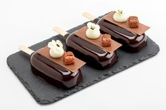 Curso Modern Pastry & Dessert Style by Chefs Maria Selyanina & Antonio Bachour.