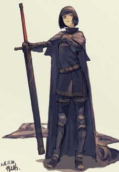 Knight by on DeviantArt – Character Design Female Character Design, Character Creation, Character Design References, Character Design Inspiration, Character Concept, Character Art, Dnd Characters, Fantasy Characters, Female Characters