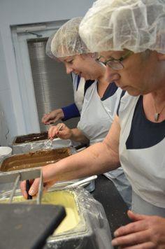 sjokcake workshop beginners dompelbonbon juli14 #zevenaar