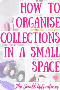 Tips & tricks on how to take advantage of every nook and cranny in a small space so that you can display your collections in an organised and aesthetically pleasing fashion. Small Space Living, Small Spaces, Living Spaces, Cute Pens, Large Shelves, Nook And Cranny, Quirky Home Decor, Organize Your Life, Adventurer